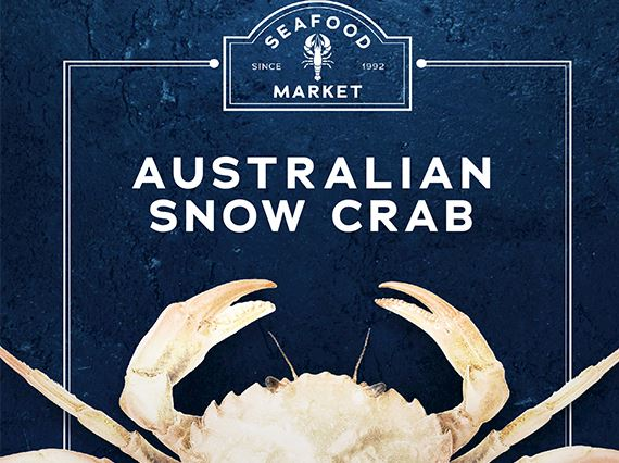 Australian Snow Crab